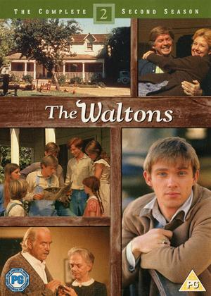 The Waltons: Series 2 Online DVD Rental