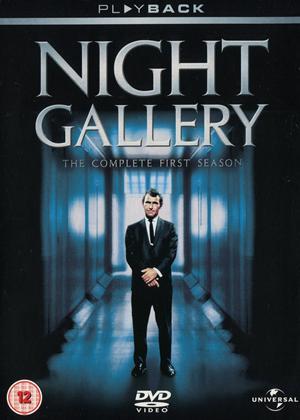 Night Gallery: Series 1 Online DVD Rental