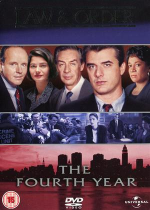 Rent Law and Order: Series 4 Online DVD Rental