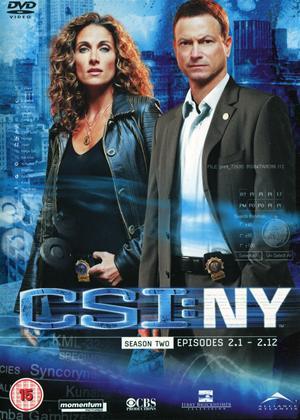 Rent CSI New York: Series 2: Part 1 Online DVD Rental