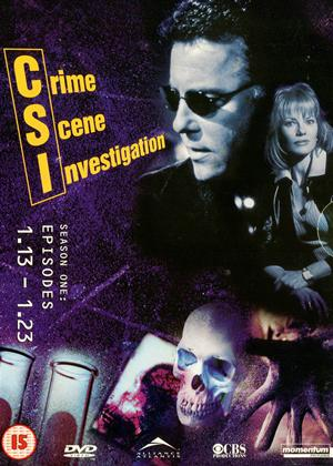 Rent CSI: Series 1: Part 2 Online DVD Rental