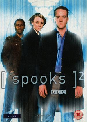 Spooks: Series 2 Online DVD Rental