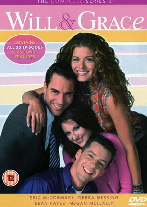 Rent Will and Grace: Series 3 Online DVD Rental