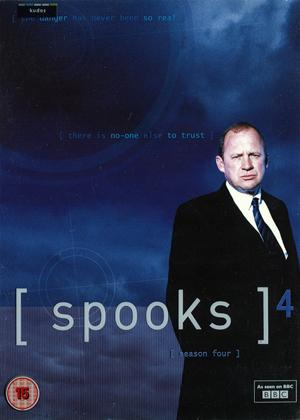 Spooks: Series 4 Online DVD Rental