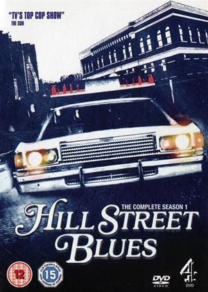 Rent Hill Street Blues: Series 1 Online DVD Rental