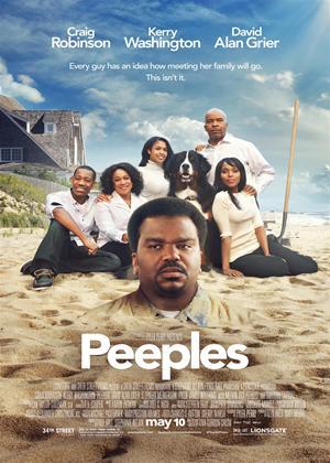 Rent Peeples Online DVD Rental