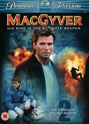 Rent MacGyver: Series 2 Online DVD Rental