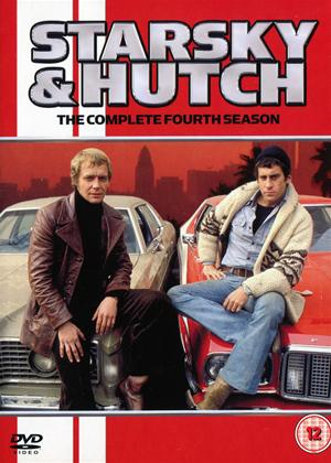 Starsky and Hutch: Series 4 Online DVD Rental
