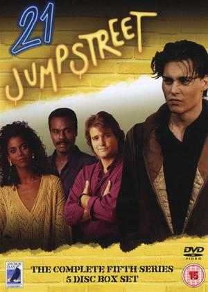 Rent 21 Jump Street: Series 5 Online DVD Rental