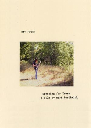 Cat Power: Speaking for the Trees Online DVD Rental