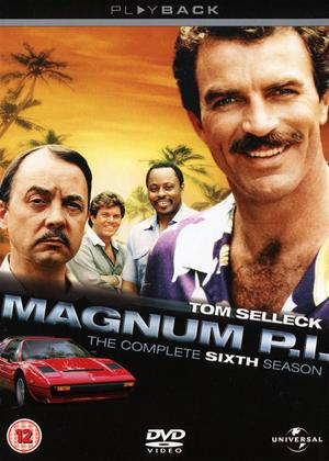 Rent Magnum P.I.: Series 6 Online DVD Rental