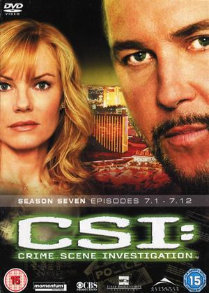 Rent CSI: Series 7: Part 1 Online DVD Rental