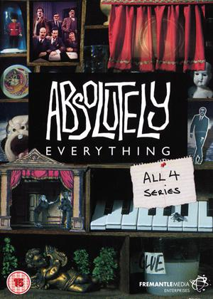 Absolutely Everything Online DVD Rental