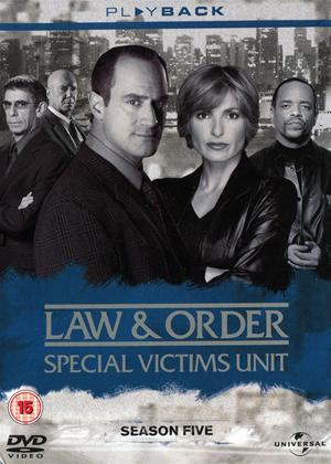 Rent Law and Order: Special Victims Unit: Series 5 Online DVD Rental