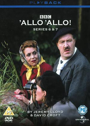 Allo Allo: Series 6 and 7 Online DVD Rental