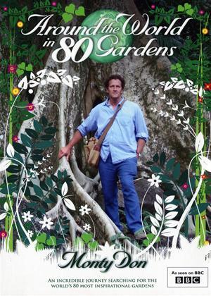 Around the World in 80 Gardens Online DVD Rental