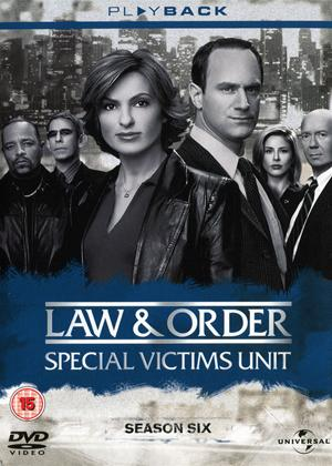 Law and Order: Special Victims Unit: Series 6 Online DVD Rental