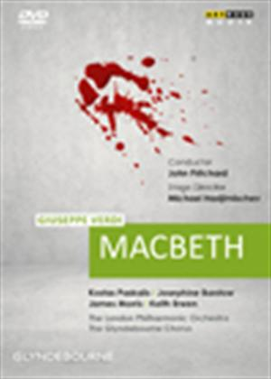 Rent Macbeth: Glyndebourne (Pritchard) Online DVD Rental