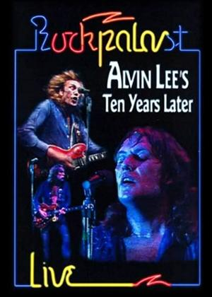 Rent Alvin Lee and Ten Years Later: Live at Rockpalast Online DVD Rental