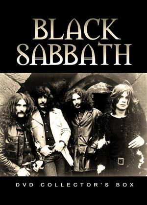 Black Sabbath: Collector's Box Online DVD Rental