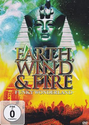 Earth Wind and Fire: Funky Wonderland Online DVD Rental