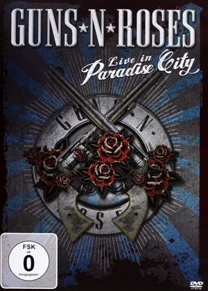 Rent Guns 'N' Roses: Live in Paradise City Online DVD Rental