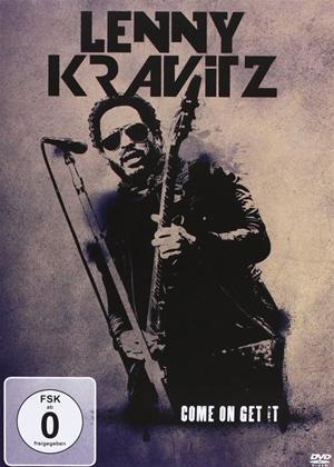 Rent Lenny Kravitz: Come on Get It Online DVD Rental