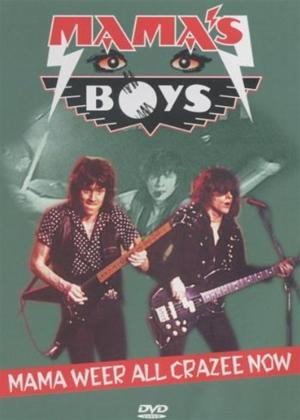 Rent Mama's Boys: Live from London Online DVD Rental