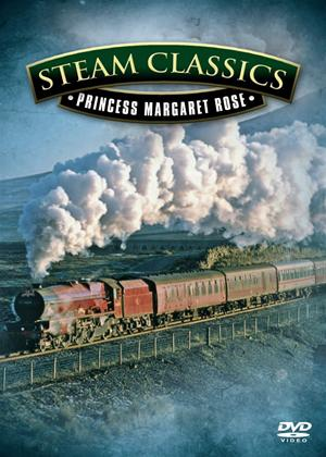 British Steam Classics: Princess Margaret Rose Online DVD Rental