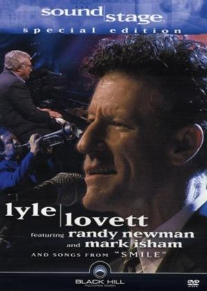 Rent Lyle Lovett: Soundstage Online DVD Rental