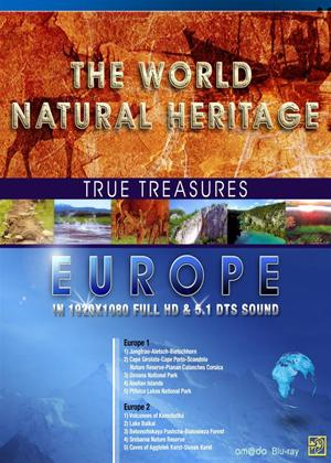 Rent World Natural Heritage: Europe Online DVD Rental