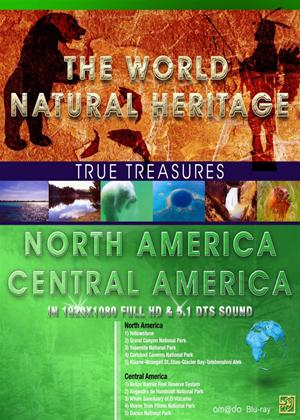Rent World Natural Heritage: North America Online DVD Rental