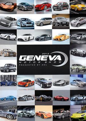 Geneva Motor Show 2013 Online DVD Rental