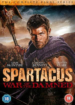 Rent Spartacus: War of the Damned: Series 3 (aka Spartacus: War of the Damned) Online DVD Rental
