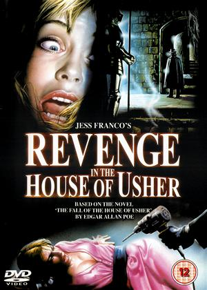 Rent Revenge in the House of Usher (aka Los crímenes de Usher) Online DVD Rental
