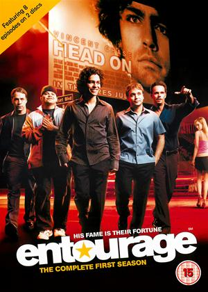 Rent Entourage: Series 1 Online DVD Rental