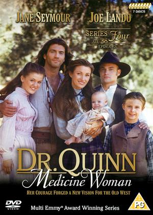 Rent Doctor Quinn, Medicine Woman: Series 4 Online DVD Rental