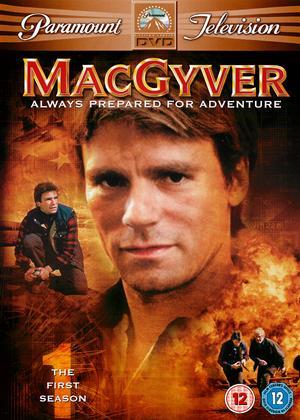MacGyver: Series 1 Online DVD Rental