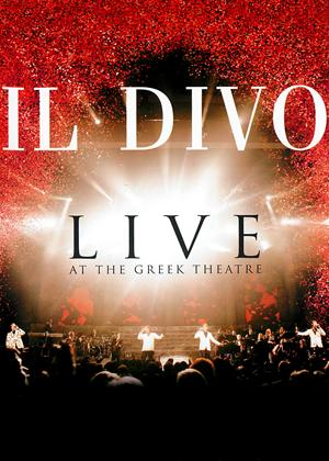 Il Divo: Live at the Greek Online DVD Rental