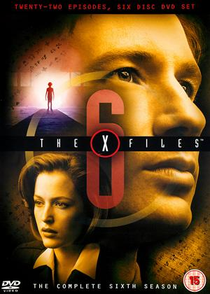 X-Files: Series 6 Online DVD Rental