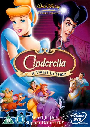 Rent Cinderella 3: A Twist in Time Online DVD Rental