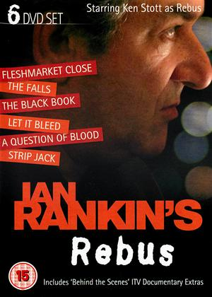 Rebus: Series 3 and 4 Online DVD Rental