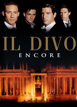 Il Divo: Encore Online DVD Rental