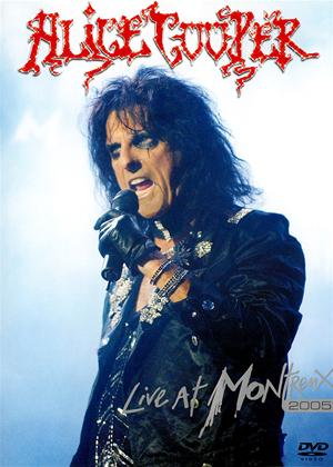 Alice Cooper: Live at Montreux Online DVD Rental