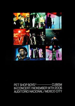 Pet Shop Boys: Cubism: Live in Concert Online DVD Rental