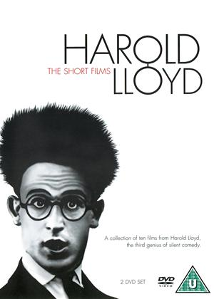 Rent Harold Lloyd: The Short Films Online DVD Rental