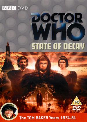 Rent Doctor Who E-Space Trilogy: State of Decay Online DVD Rental