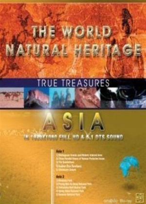 Rent World Natural Heritage: Asia Online DVD Rental