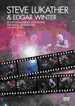 Steve Lukather and Edgar Winter: Live at North Sea Festival Online DVD Rental