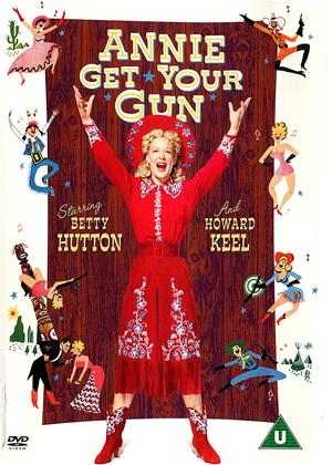 Annie Get Your Gun Online DVD Rental